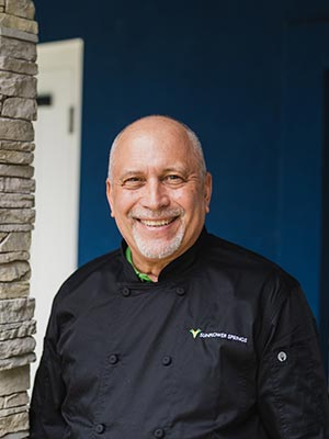 Culinary Director Michael Sabo